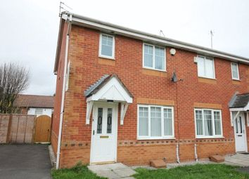 Thumbnail 3 bed semi-detached house for sale in Woodhurst Crescent, Dovecot, Liverpool