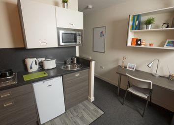 Thumbnail 1 bedroom flat for sale in 87 Bradshawgate, Bolton, Lancashire