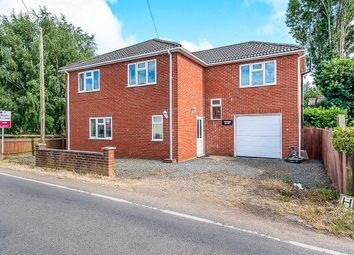 Thumbnail 4 bed detached house for sale in Well End, Friday Bridge, Wisbech