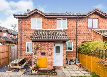 Thumbnail 2 bed property for sale in Sorrells Close, Chineham, Basingstoke