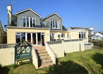 Thumbnail 4 bedroom detached house for sale in Tredova Crescent, Falmouth