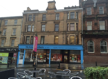 Thumbnail Retail premises for sale in 53-59 King Street, Stirling