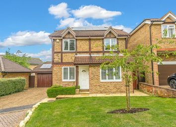 Thumbnail 4 bedroom detached house for sale in Mannamead Close, Epsom