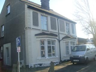 Thumbnail 2 bedroom maisonette to rent in Birkbeck Road Gf, Sidcup, Kent