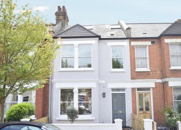 Thumbnail 3 bedroom terraced house for sale in Faraday Road, London