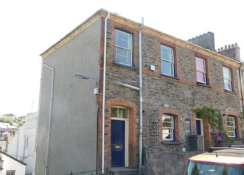 Thumbnail 3 bedroom terraced house to rent in Station Road, Ilfracombe