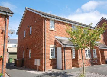 Thumbnail 1 bedroom flat for sale in Attwood Mews, Plymouth