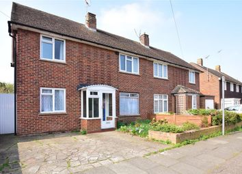 Thumbnail 4 bed semi-detached house for sale in Princes Way, Canterbury, Kent