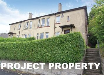 Thumbnail 3 bed flat for sale in 206 Cumlodden Drive, Maryhill, Glasgow