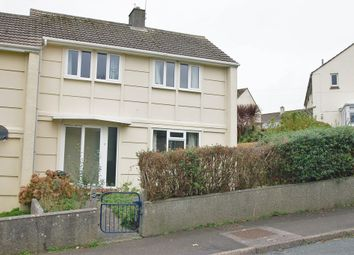 Thumbnail 2 bed end terrace house to rent in Grange Road, Helston