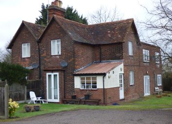 Thumbnail 1 bed terraced house to rent in Bons Farm Cottages, Stapleford Tawney, Romford, Essex