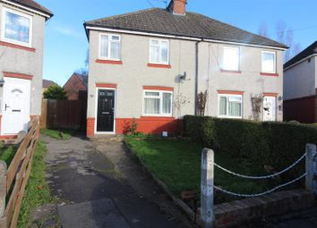 Thumbnail 3 bed semi-detached house to rent in Queen Margarets Road, Canley, Coventry