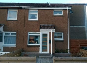 Thumbnail 1 bed terraced house for sale in Auchinlea Drive, Cleland