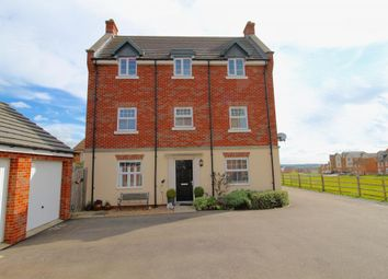 Thumbnail 5 bedroom detached house for sale in Arden Close, Corby