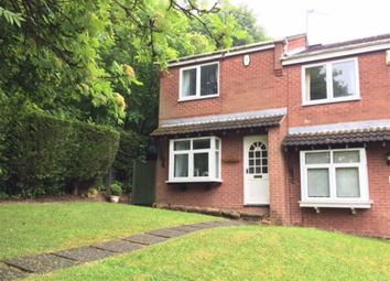 Thumbnail 2 bed end terrace house for sale in Fairmead Close, Off Wells Road, Nottingham