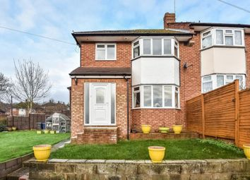 Thumbnail 3 bed semi-detached house to rent in Tenzing Drive, High Wycombe
