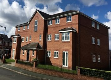 Thumbnail 2 bedroom flat to rent in Livingston Avenue, Wythenshawe, Manchester