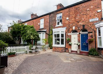 Thumbnail 3 bed terraced house for sale in Stephens Terrace, Didsbury, Manchester
