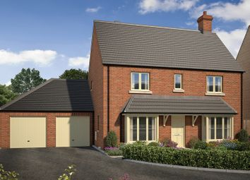 "Thumbnail 4 bedroom detached house for sale in ""The Halford"" at Stratford Road, Mickleton, Chipping Campden"