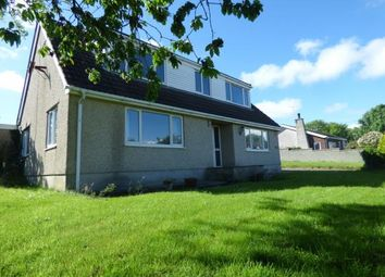 Thumbnail 4 bed bungalow for sale in Dwyran, Anglesey, Sir Ynys Mon, North Wales