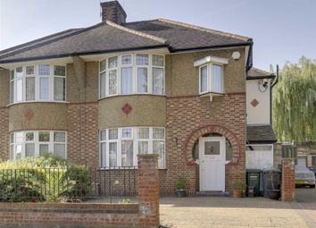 Thumbnail 4 bed semi-detached house for sale in Osborn Gardens, Mill Hill, London