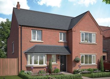 Thumbnail 5 bed detached house for sale in Midland Road, Raunds, Wellingborough