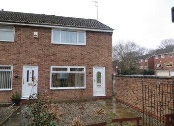 Thumbnail 2 bed end terrace house to rent in Convent Court, Hull