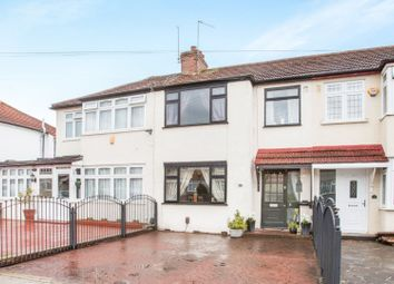 Thumbnail 2 bed terraced house for sale in Percy Road, Romford