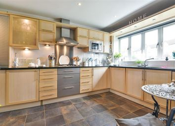 Thumbnail 4 bed town house for sale in Medway Court, Aylesford, Kent