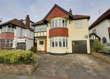 Thumbnail 4 bedroom detached house for sale in The Ridgeway, Westcliff On Sea, Essex