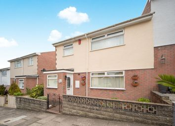 Thumbnail 3 bed end terrace house for sale in Guys Road, Barry
