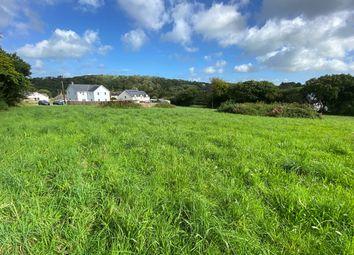 Thumbnail Land for sale in Maes Y Pentre, Pontgarreg, Near Llangrannog
