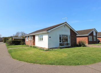 Thumbnail 2 bed detached bungalow for sale in Laxfield Road, Sutton, Norwich