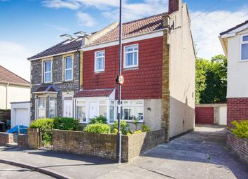 Thumbnail 2 bed semi-detached house for sale in Clare Road, Kingswood, Bristol