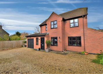Thumbnail 3 bed detached house for sale in Tobias Grove, Stamford