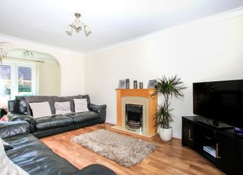 Thumbnail 4 bed detached house for sale in Baldwin Drive, Sugar Way, Peterborough