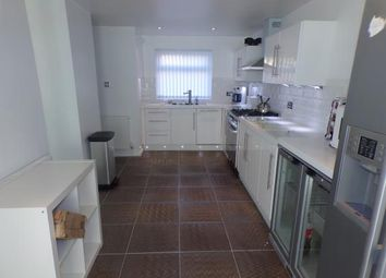 Thumbnail 2 bed semi-detached house for sale in Chisworth Court, Mansfield Woodhouse, Mansfield, Nottingham