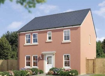 "Thumbnail 4 bed detached house for sale in ""The Turriff"" at Stable Gardens, Galashiels"