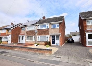 Thumbnail 3 bed semi-detached house for sale in Marriners Lane, Allesley Park, Coventry