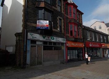 Thumbnail Retail premises to let in 119 Dunraven Street, Tonypandy