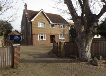 Thumbnail 4 bed detached house for sale in Bradwell-On-Sea, Southminster, Essex