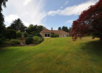 Thumbnail 4 bed detached bungalow for sale in Inglewood, 38 St. Leonard'S Road, Forres