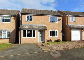 Thumbnail 3 bed detached house for sale in Jubilee Close, Long Buckby