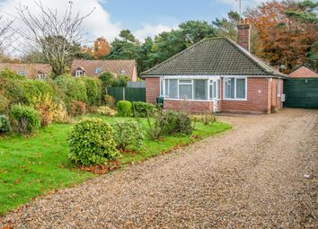 Thumbnail 3 bed detached bungalow for sale in St. Benets Avenue, North Walsham