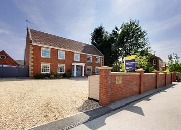 Thumbnail 5 bed detached house for sale in Town Street, Barrow-Upon-Humber, Lincolnshire