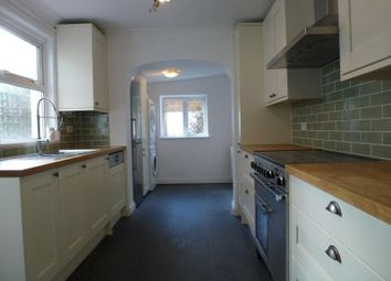 Thumbnail 4 bedroom terraced house to rent in Byron Street, Hove