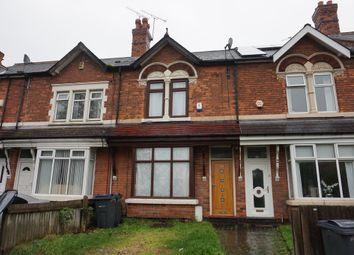 Thumbnail 3 bedroom terraced house for sale in George Road, Erdington, Birmingham