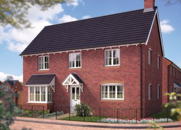 """Thumbnail 4 bed detached house for sale in """"The Montpellier"""" at Tixall Road, Tixall, Stafford"""