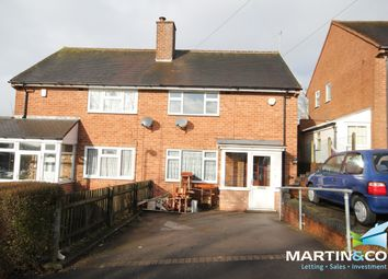 Thumbnail 2 bed semi-detached house to rent in Kelfield Avenue, Harborne