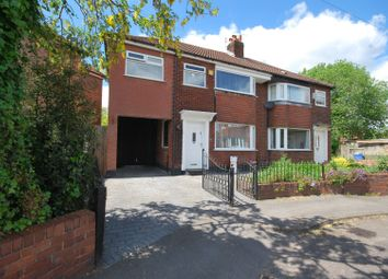Thumbnail 3 bed semi-detached house for sale in Ingle Drive, Offerton